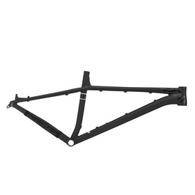 "NS Bikes Eccentric Alu 29"" EVO Frame, flat black"